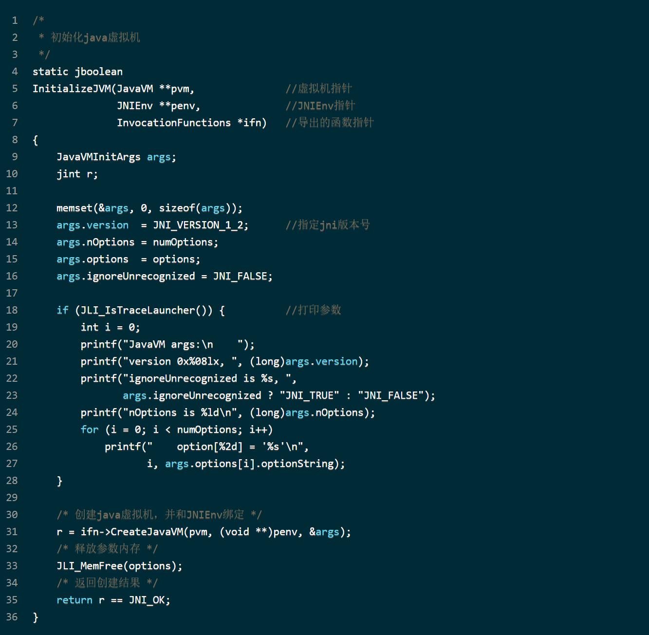 OpenJdk1.8笔记——java启动流程 - 第7张  | 乐生活