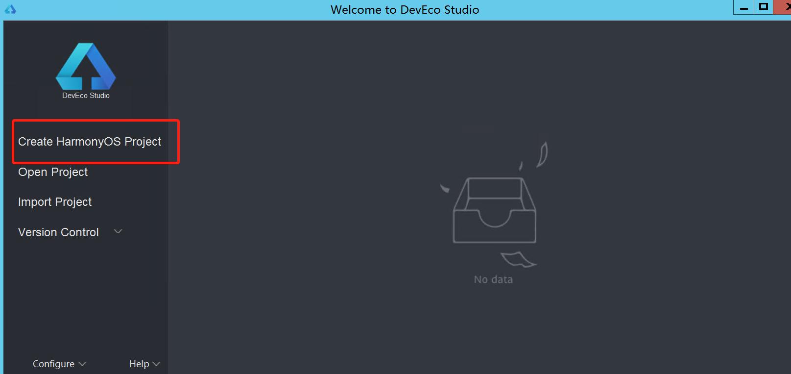HUAWEI DevEco Studio2.0 安装配置环境记录 - 第23张  | 乐生活