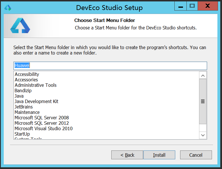 HUAWEI DevEco Studio2.0 安装配置环境记录 - 第7张  | 乐生活